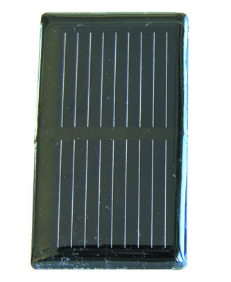 Cellule solaire 0,50 V - 330 mA