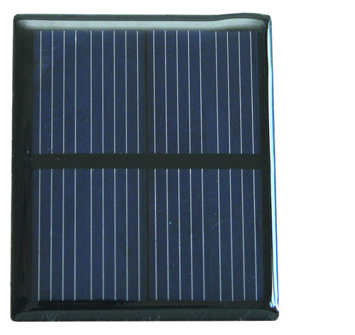 Cellule solaire 1,00 V - 200 mA