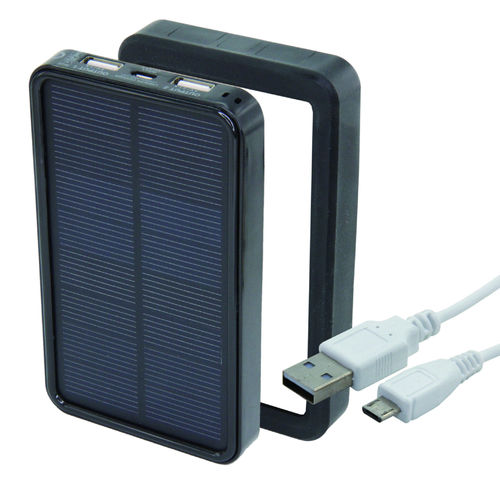 Chargeur solaire LongLifeGreen