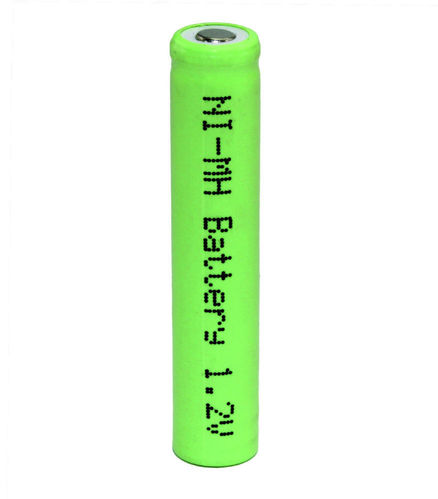 Pile rechargeable NiMH 1,2 V 300 mAh