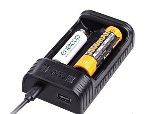 Fenix ARE-X2 - chargeur double canal