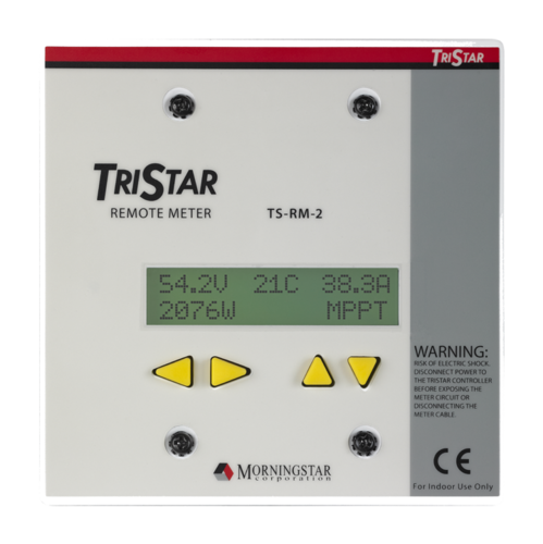 Compteur Morningstar TriStar TS-RM-2