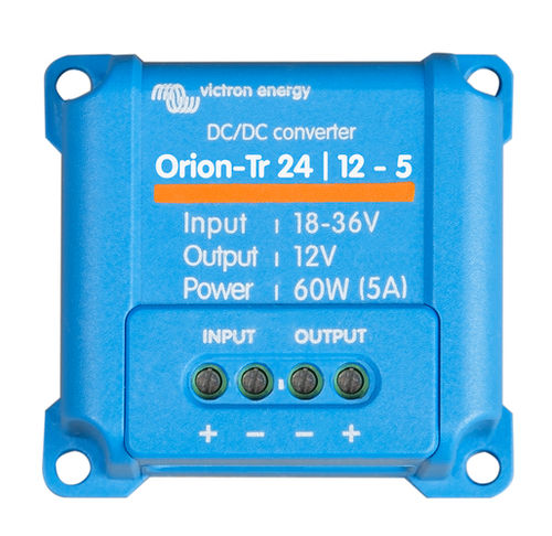 Convertisseur de tension Orion-Tr 24/12 5 A
