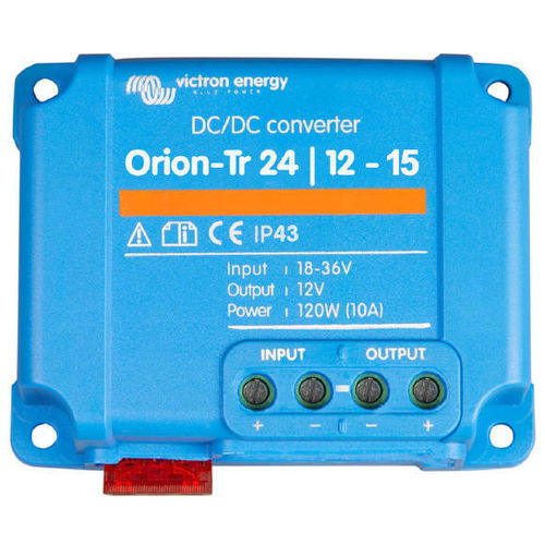 Convertisseur de tension Orion-Tr 24/12 15 A