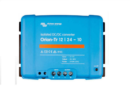 Orion-TR 12/24 Volts 10A (240W)