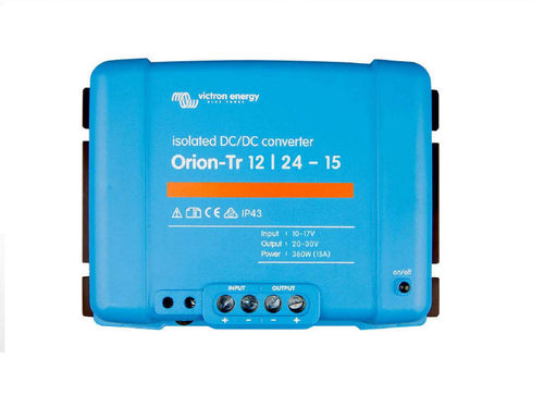 Orion-TR 12/24 Volts 15A (360W)